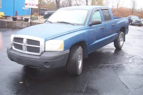 2005 Dodge Dakota for sale at BAR Auto Sales in Brockton MA