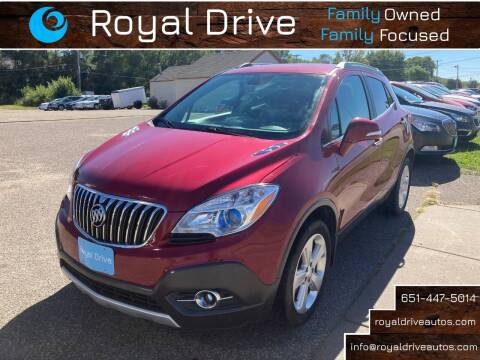2015 Buick Encore for sale at Royal Drive in Newport MN