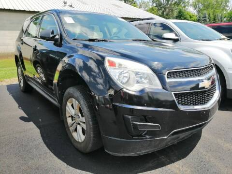 2012 Chevrolet Equinox for sale at KRIS RADIO QUALITY KARS INC in Mansfield OH