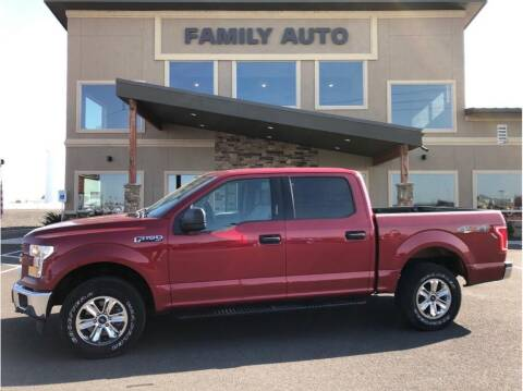 2017 Ford F-150 for sale at Moses Lake Family Auto Center in Moses Lake WA