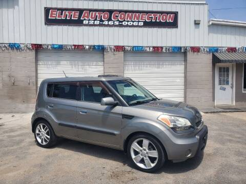 2010 Kia Soul for sale at Elite Auto Connection in Conover NC