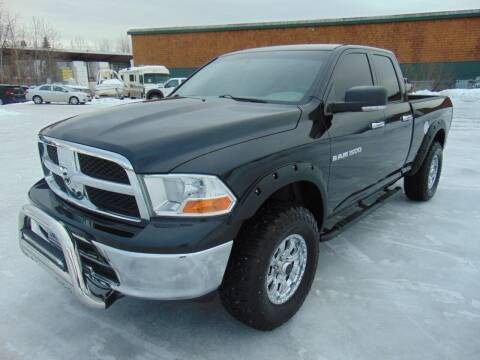 2011 RAM Ram Pickup 1500 for sale at Dependable Used Cars in Anchorage AK