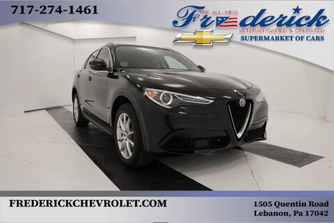 2018 Alfa Romeo Stelvio for sale at Lancaster Pre-Owned in Lancaster PA