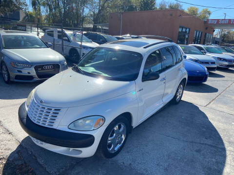 2002 Chrysler PT Cruiser for sale at Kings Auto Group in Tampa FL