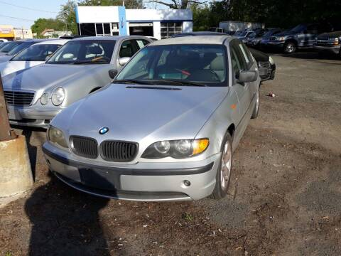 2003 BMW 3 Series for sale at Inter Car Inc in Hillside NJ