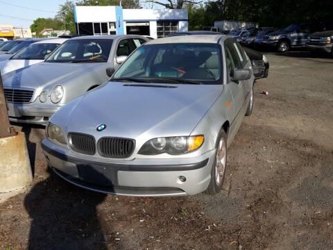 2003 BMW 3 Series for sale at Inter Car Inc in Hillside NJ