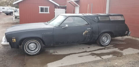 1973 Chevrolet El Camino for sale at Cool Classic Rides in Redmond OR