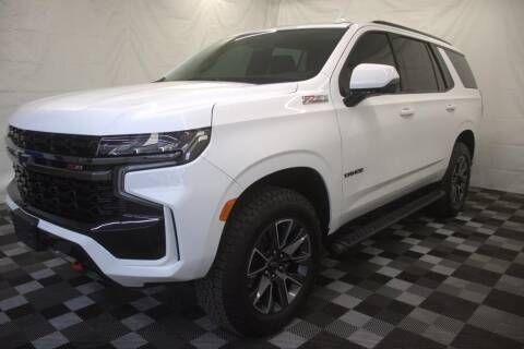 2021 Chevrolet Tahoe for sale at AH Ride & Pride Auto Group in Akron OH