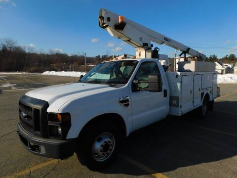 2008 Ford F-350 XL Super Duty  for sale at Autowright Motor Co. in West Boylston MA
