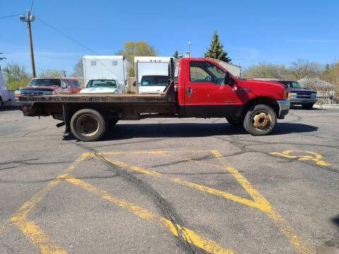 2001 Ford F-450 Super Duty for sale at Geareys Auto Sales of Sioux Falls, LLC in Sioux Falls SD