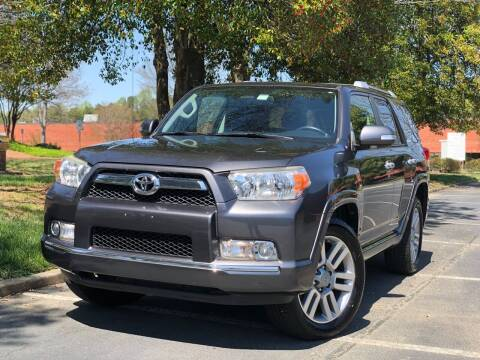 2010 Toyota 4Runner for sale at William D Auto Sales in Norcross GA