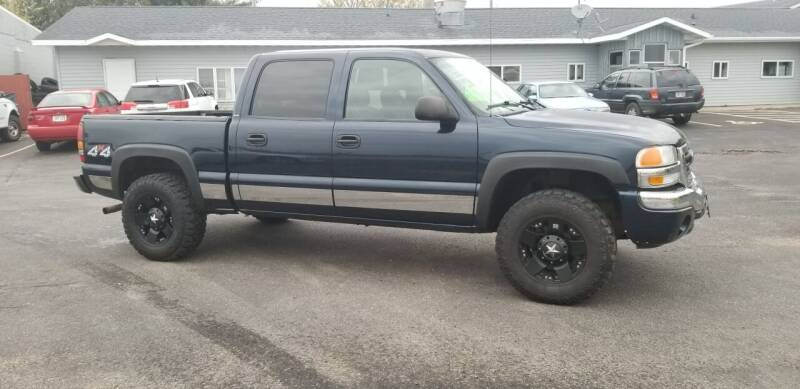 2005 GMC Sierra 1500 for sale at D AND D AUTO SALES AND REPAIR in Marion WI