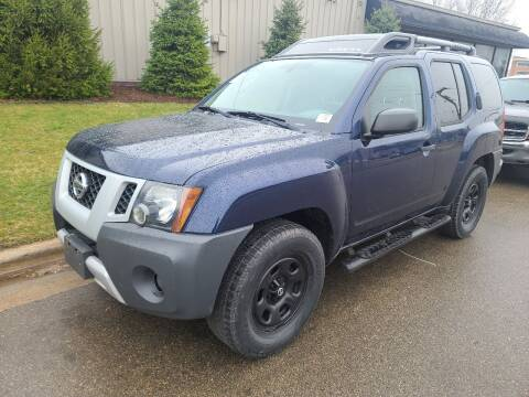 2010 Nissan Xterra for sale at Steve's Auto Sales in Madison WI