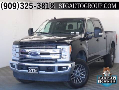 2019 Ford F-350 Super Duty for sale at STG Auto Group in Montclair CA