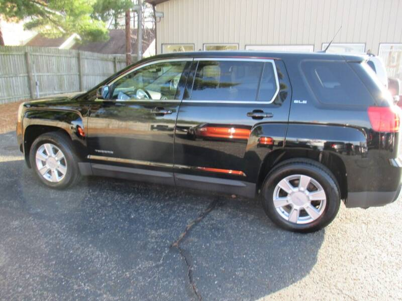 2011 GMC Terrain for sale at Home Street Auto Sales in Mishawaka IN