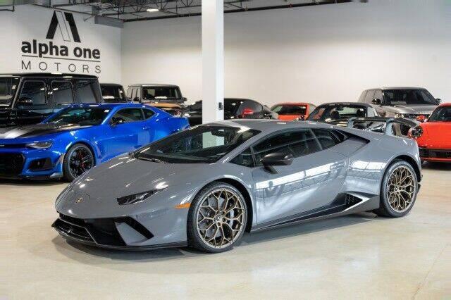 2018 Lamborghini Huracan for sale in Round Rock, TX