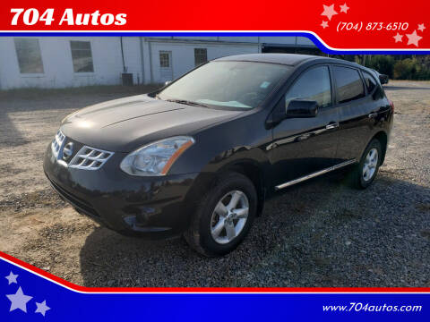 2013 Nissan Rogue for sale at 704 Autos in Statesville NC