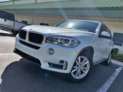 2014 BMW X5 for sale at Fisher Motor Group LLC in Bradenton FL