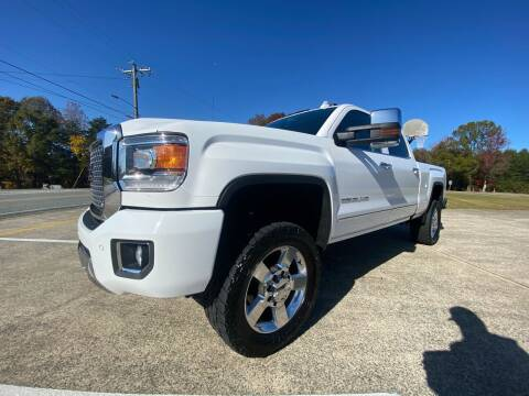 2016 GMC Sierra 2500HD for sale at Priority One Auto Sales in Stokesdale NC