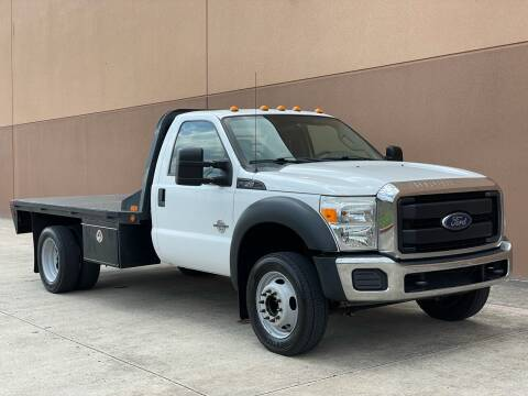 2016 Ford F-450 Super Duty for sale at TX Auto Group in Houston TX