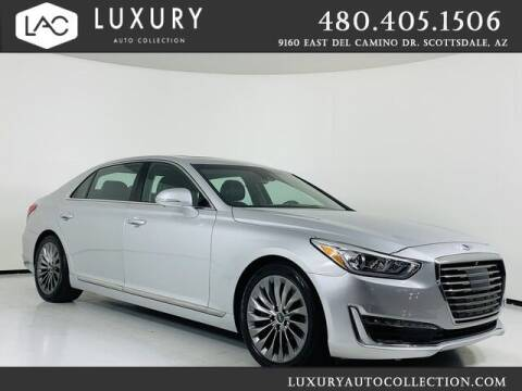 2017 Genesis G90 for sale at Luxury Auto Collection in Scottsdale AZ