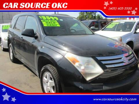 2007 Suzuki XL7 for sale at CAR SOURCE OKC in Oklahoma City OK