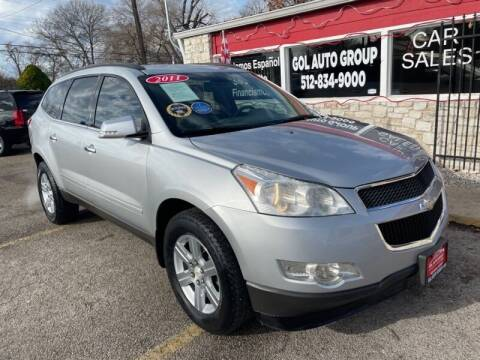 2011 Chevrolet Traverse for sale at GOL Auto Group in Austin TX