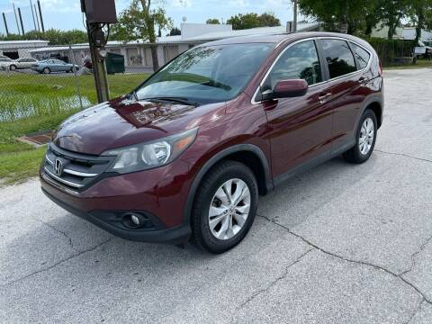 2013 Honda CR-V for sale at Ultimate Autos of Tampa Bay LLC in Largo FL