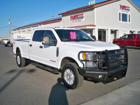 2017 Ford F-350 Super Duty for sale at West Motor Company in Hyde Park UT