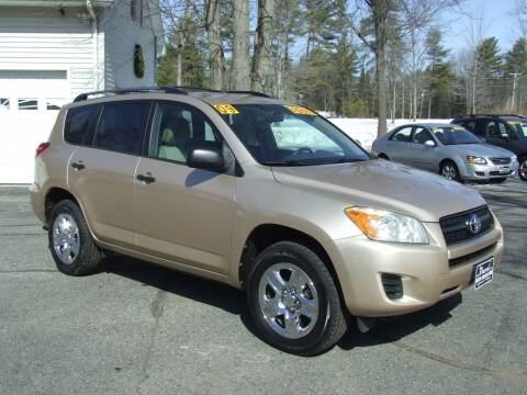 2009 Toyota RAV4 for sale at DUVAL AUTO SALES in Turner ME