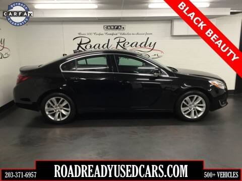 2017 Buick Regal for sale at Road Ready Used Cars in Ansonia CT