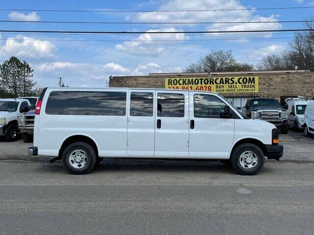 2008 Chevrolet Express Passenger for sale at ROCK MOTORCARS LLC in Boston Heights OH