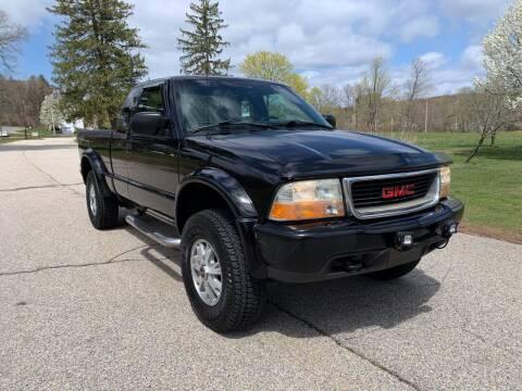 2003 GMC Sonoma for sale at 100% Auto Wholesalers in Attleboro MA