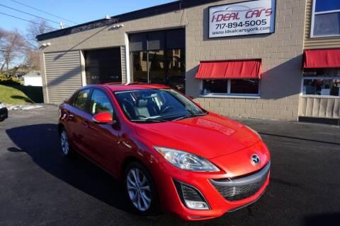 2010 Mazda MAZDA3 for sale at I-Deal Cars LLC in York PA