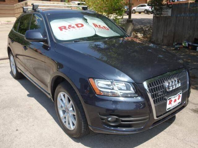 2012 Audi Q5 for sale at R & D Motors in Austin TX