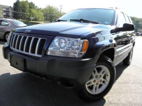2004 Jeep Grand Cherokee for sale at DMV Auto Group in Falls Church VA