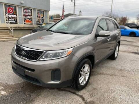 2015 Kia Sorento for sale at Bagwell Motors in Lowell AR