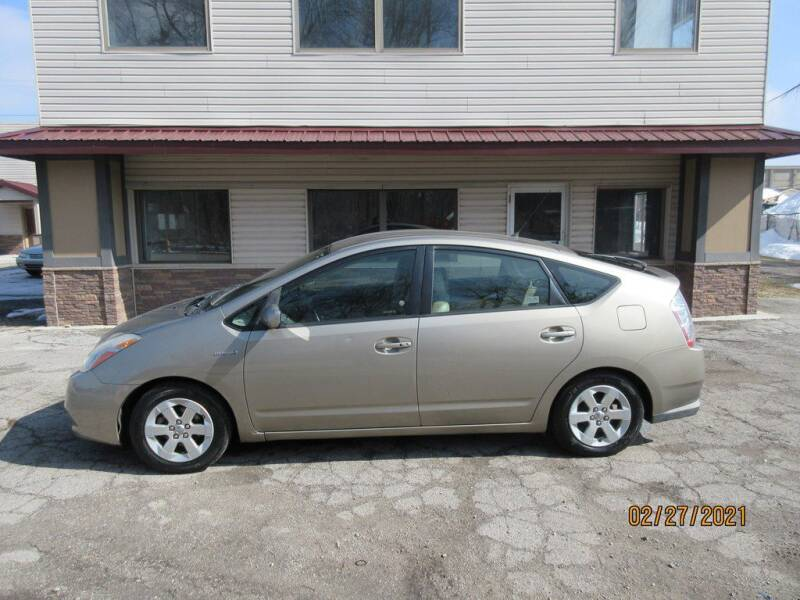 2008 Toyota Prius for sale at Settle Auto Sales TAYLOR ST. in Fort Wayne IN