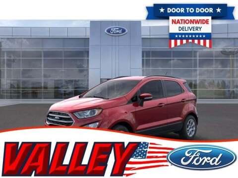 2021 Ford EcoSport