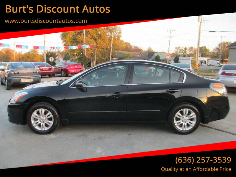 2011 Nissan Altima for sale at Burt's Discount Autos in Pacific MO