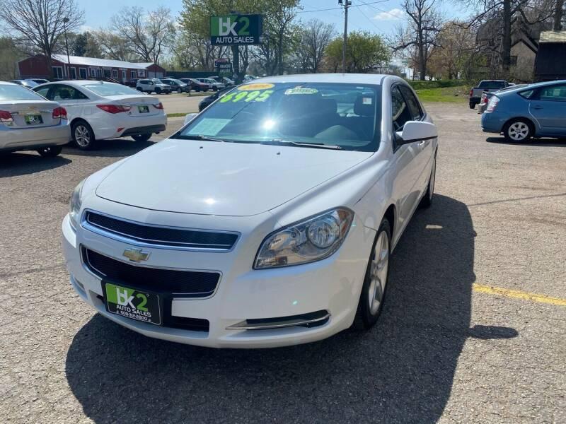 2009 Chevrolet Malibu for sale at BK2 Auto Sales in Beloit WI