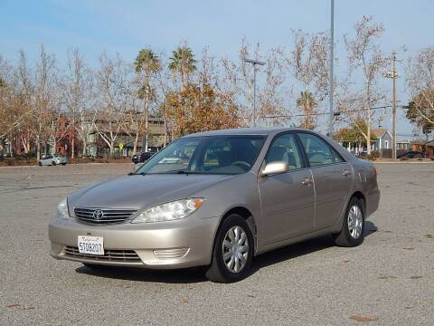 2006 Toyota Camry for sale at Crow`s Auto Sales in San Jose CA