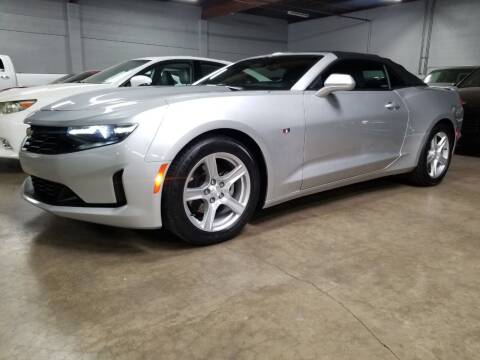 2019 Chevrolet Camaro for sale at 916 Auto Mart ONLY $399 DOWN!!!* in Sacramento CA
