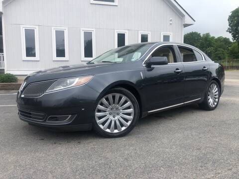 2013 Lincoln MKS for sale at Beckham's Used Cars in Milledgeville GA