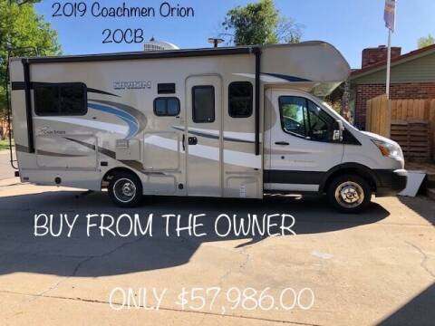 2019 Coachmen Orion for sale at RV Wheelator in North America AZ