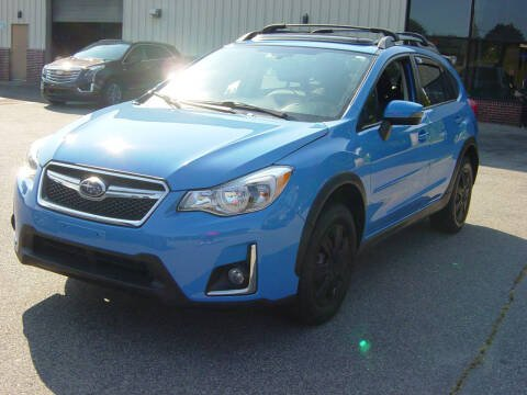 2016 Subaru Crosstrek for sale at North South Motorcars in Seabrook NH