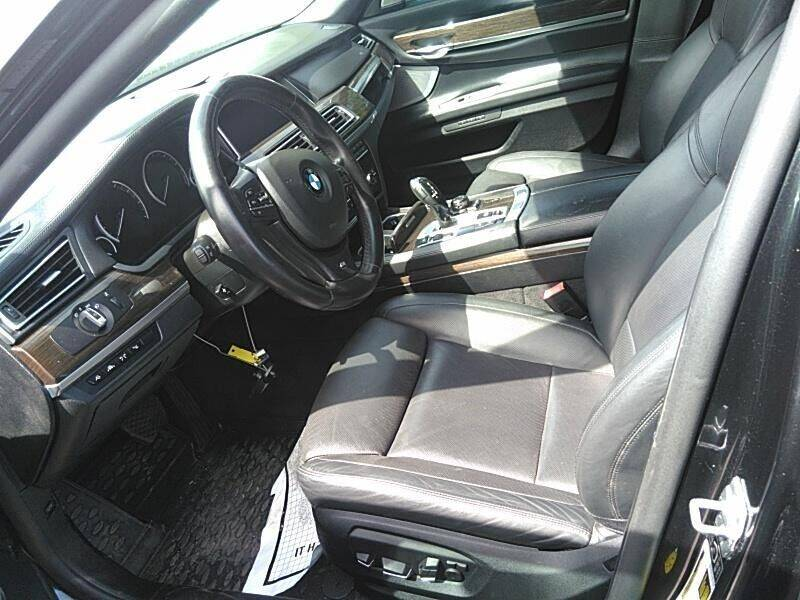 2013 BMW 7 Series 750Li 4dr Sedan - Philladelphia PA