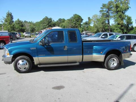 2000 Ford F-350 Super Duty for sale at Pure 1 Auto in New Bern NC