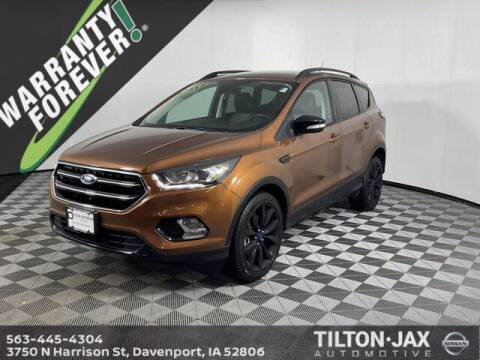 2017 Ford Escape for sale at Virtue Motors in Darlington WI