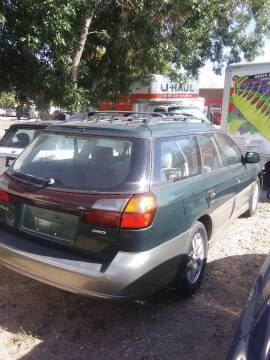 2001 Subaru Outback for sale at Good Guys Auto Sales in Cheyenne WY
